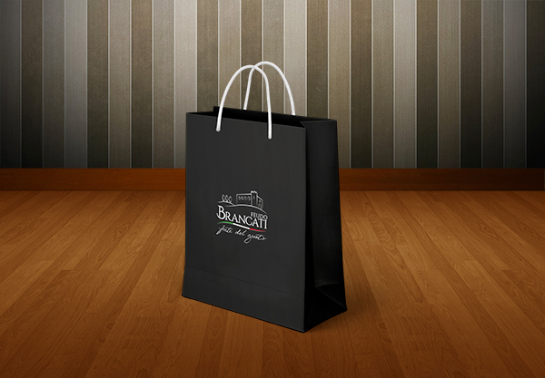 Feudo Brancati shopping bag